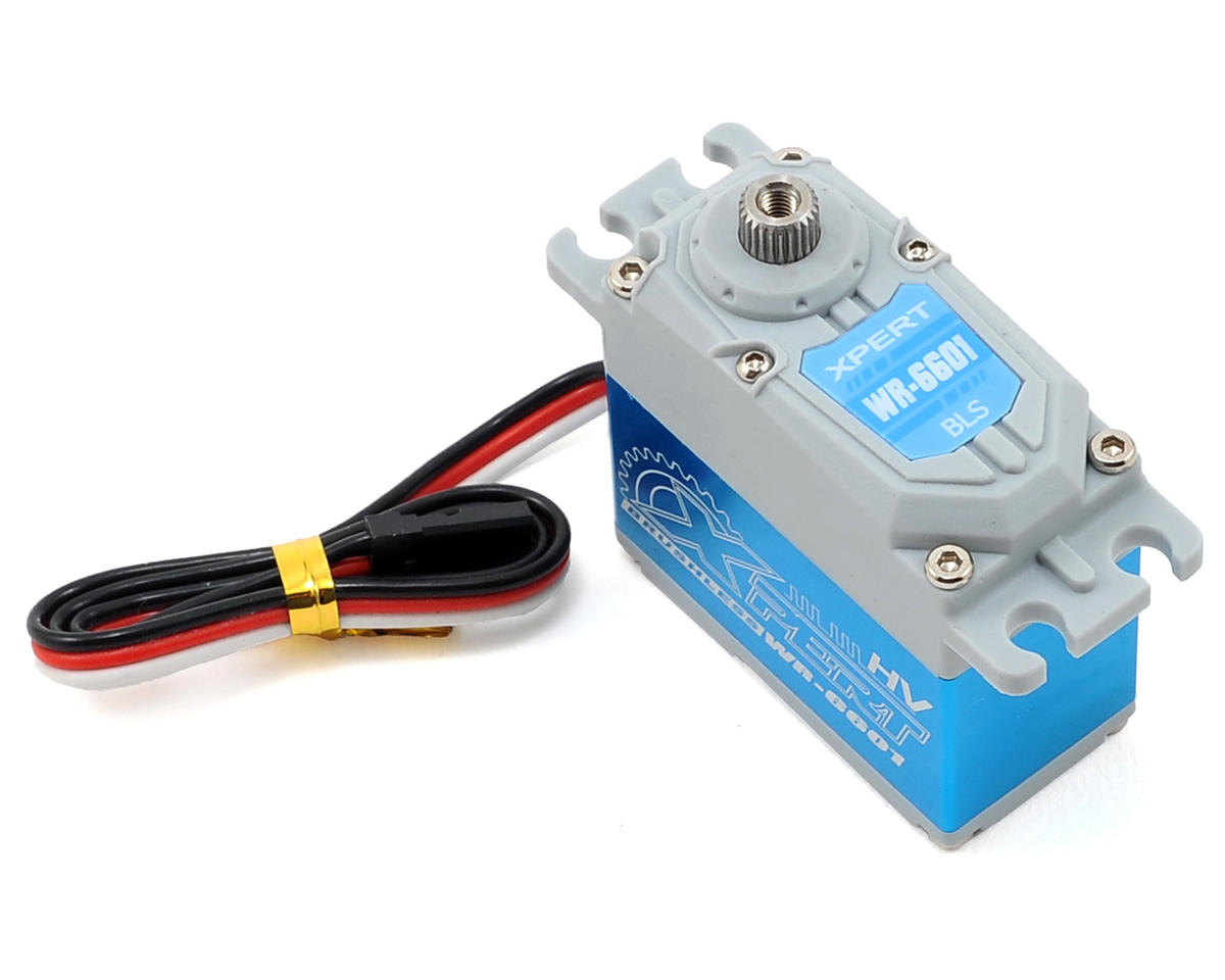6000 Series Super Torque Waterproof Brushless Servo (High Voltage)