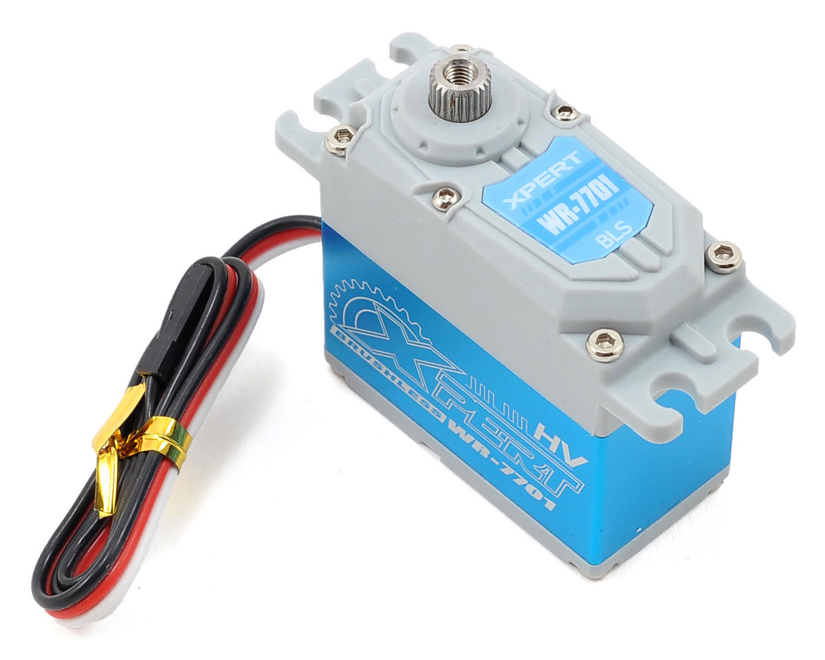 Xpert 7000 Series Mega Torque Waterproof Brushless Servo (High Voltage)
