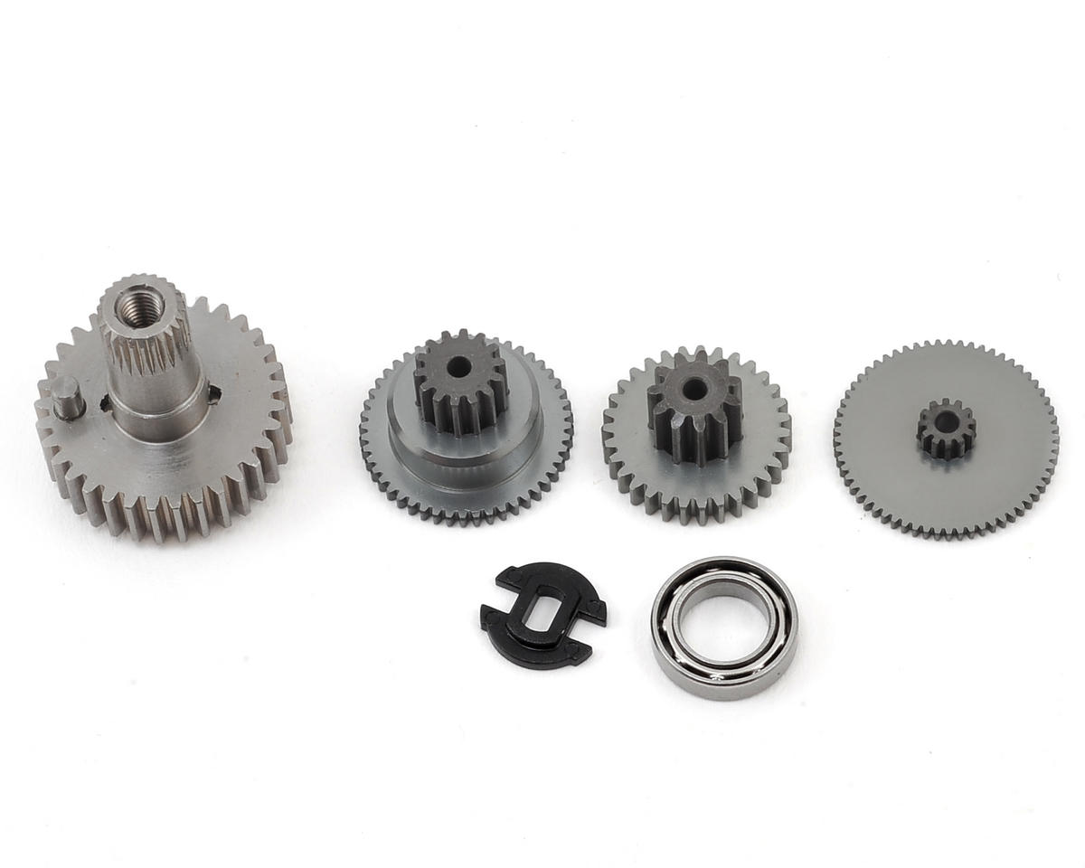 RC XGS7162S Replacement Gear Set