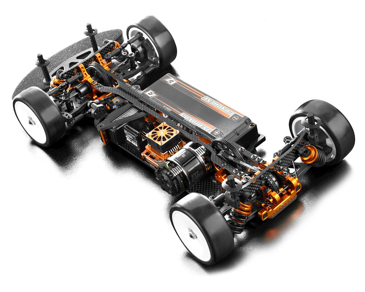 XRAY T4 2019 1/10 Electric Touring Car Aluminum Chassis Kit