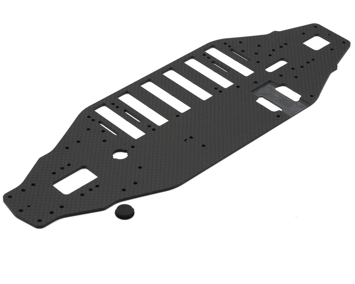 XRAY 2.5mm Graphite T3 Chassis (Rubber-Spec)
