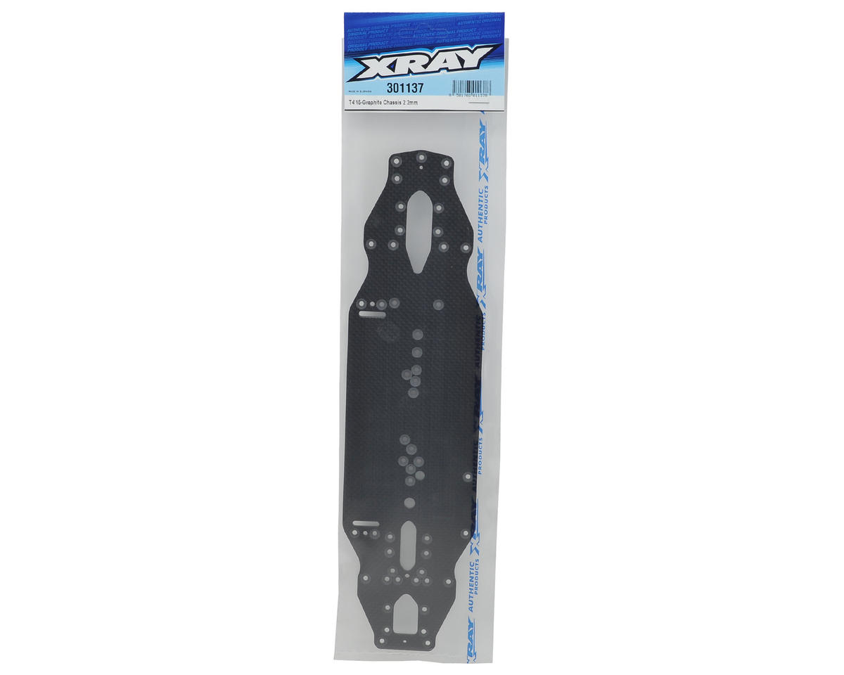 XRAY 2.2mm Graphite Chassis