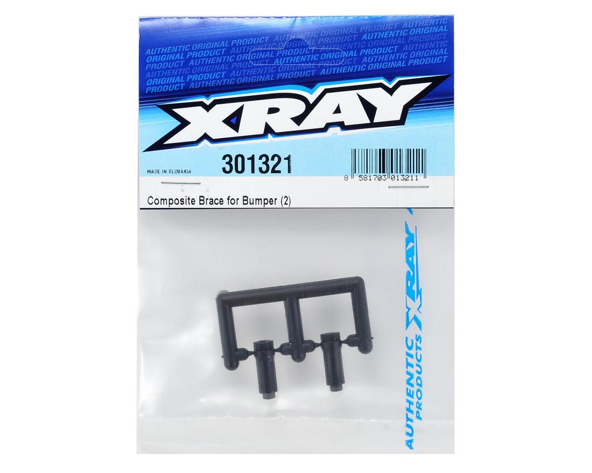 XRAY Composite Bumper Brace Set