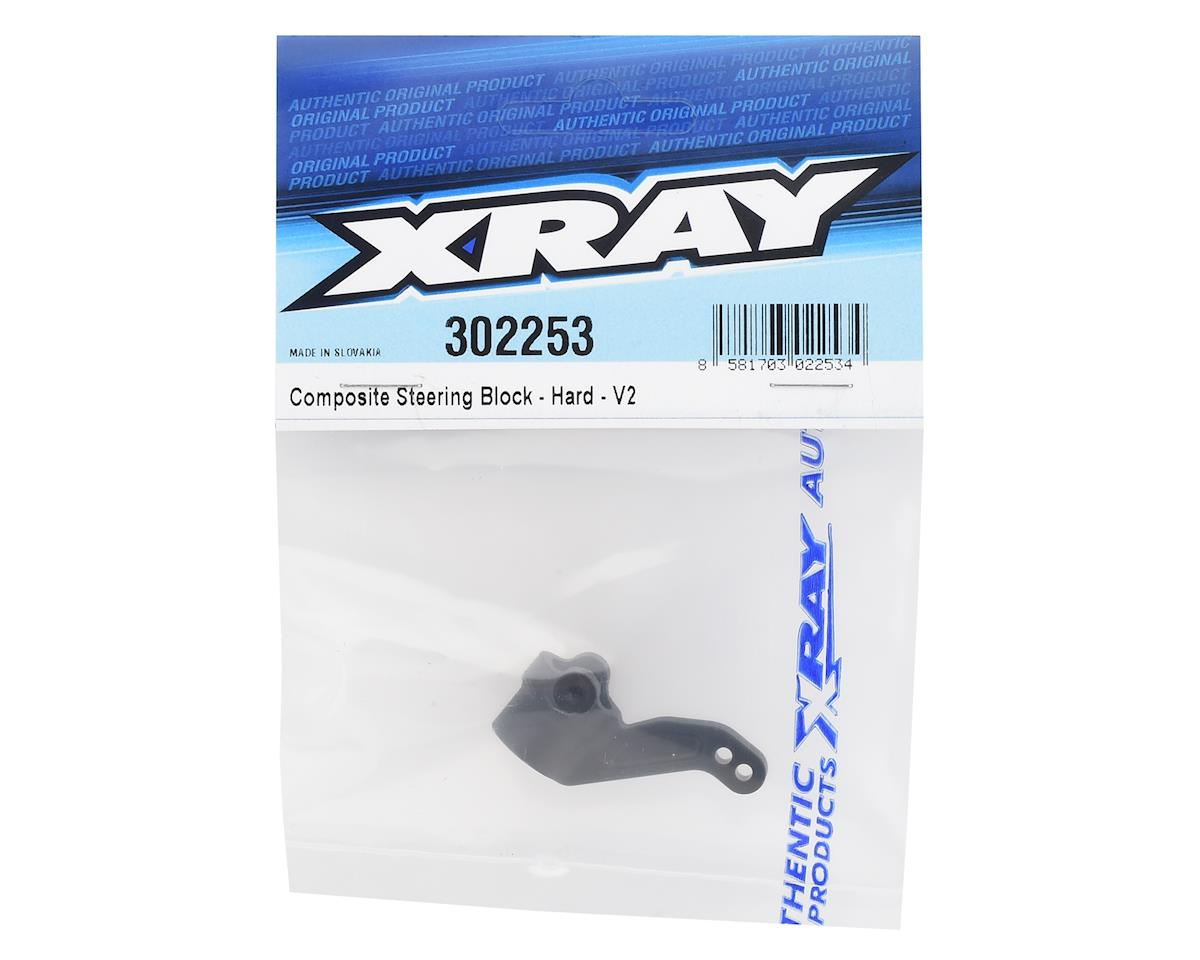 XRAY Hard Composite Foam-Spec Steering Block (T2 008)