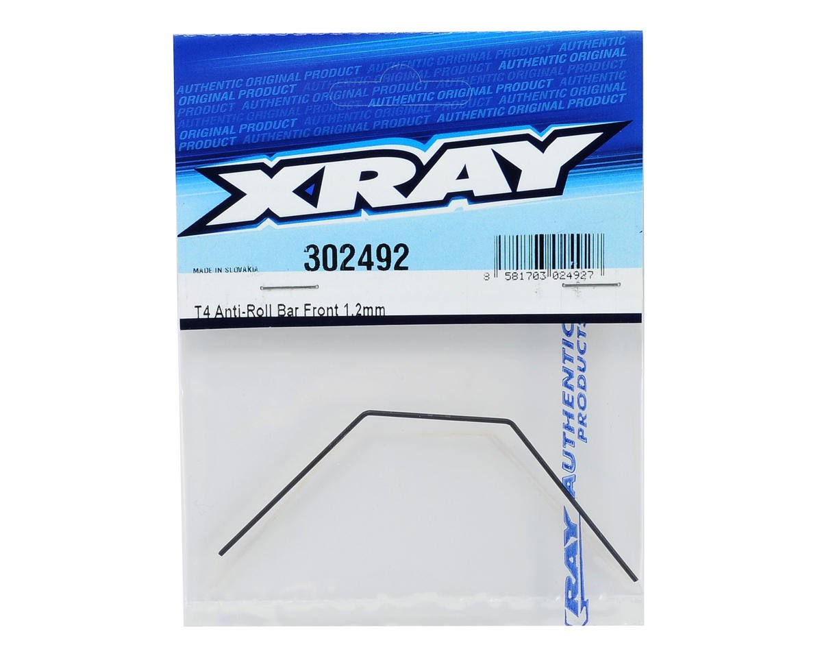 1.2mm Front Anti-Roll Bar by XRAY