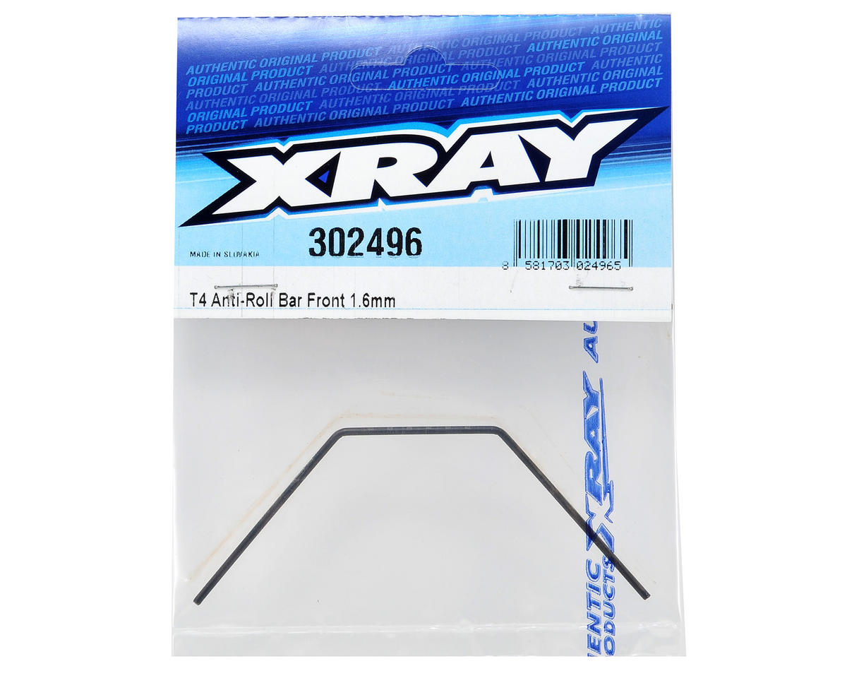 XRAY 1.6mm Front Anti-Roll Bar