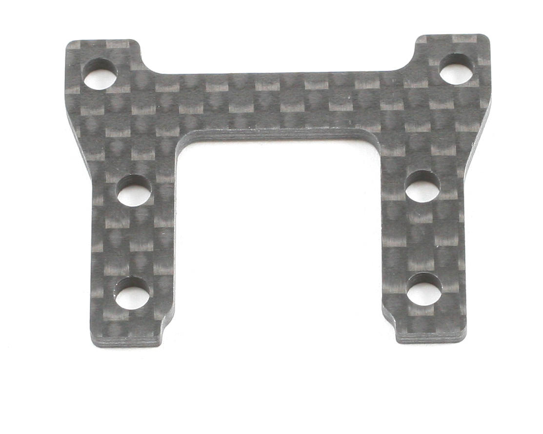 XRAY Graphite Rubber-Spec Rear Upper Deck (T2 008)