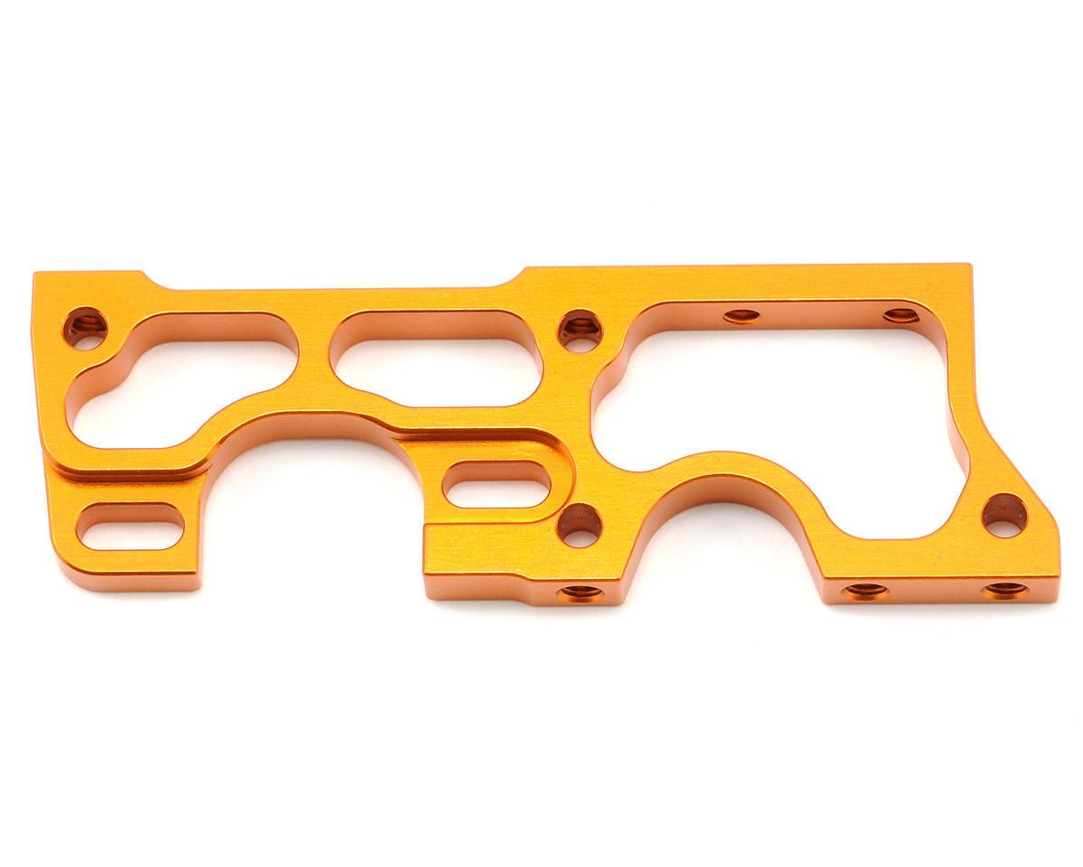 XRAY Motor Mount Bulkhead (Orange) (T2'008)