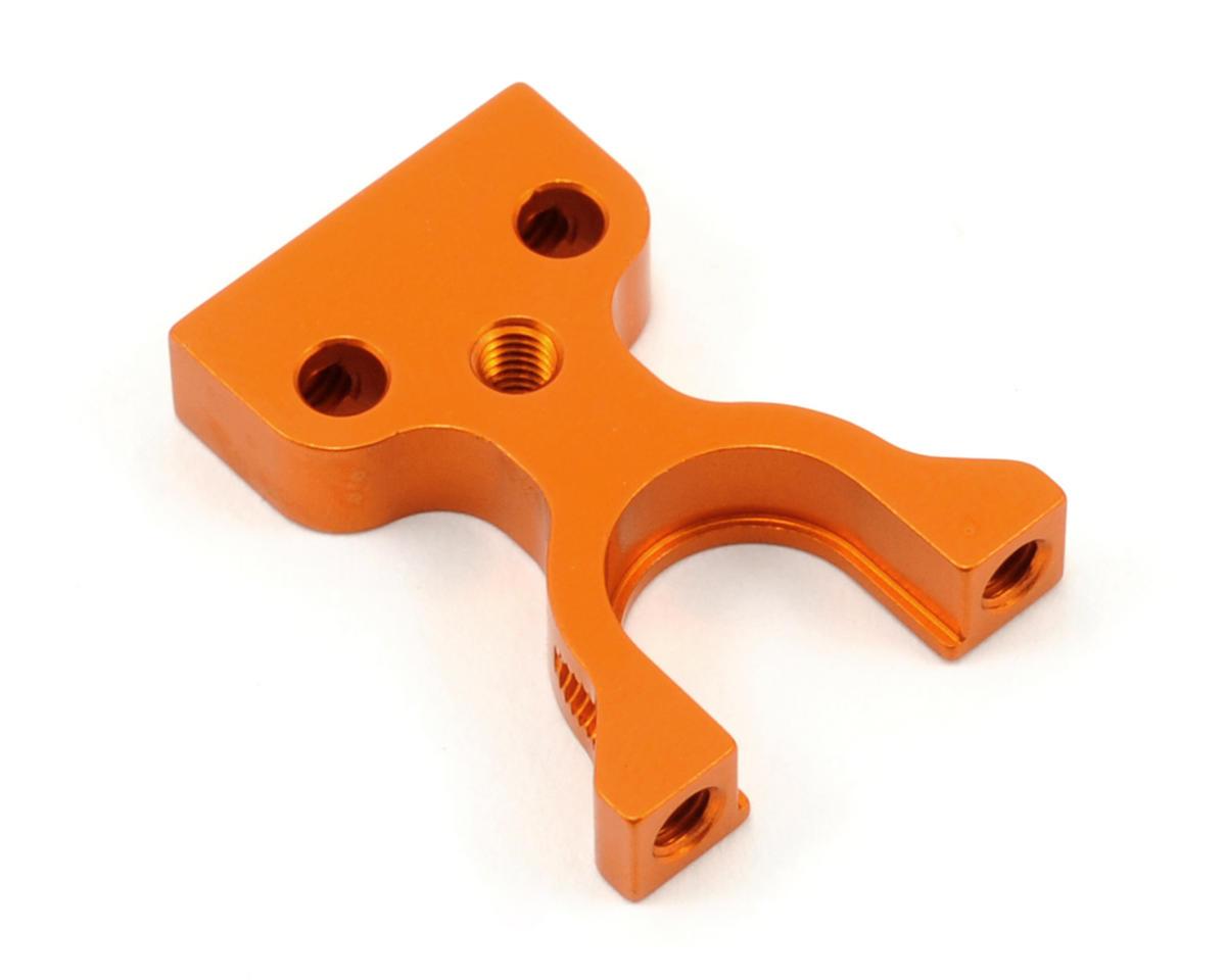 XRAY Aluminum Layshaft Bulkhead (Orange)