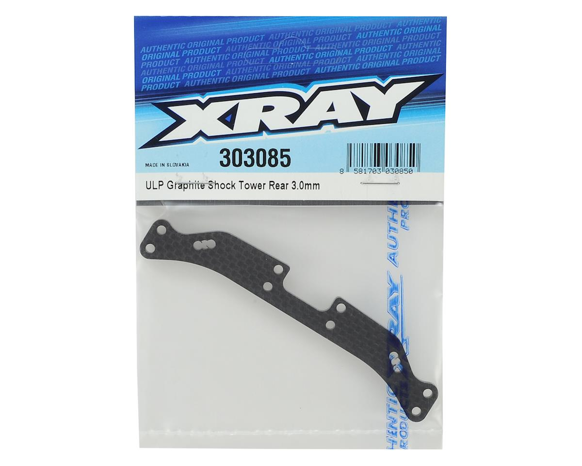 XRAY ULP 3.0mm Graphite Rear Shock Tower