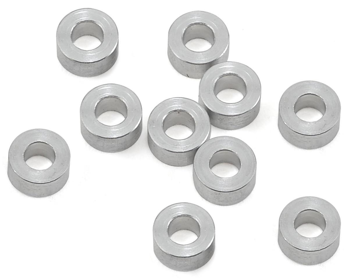 XRAY 3x6x3.0mm Aluminum Shim (10)