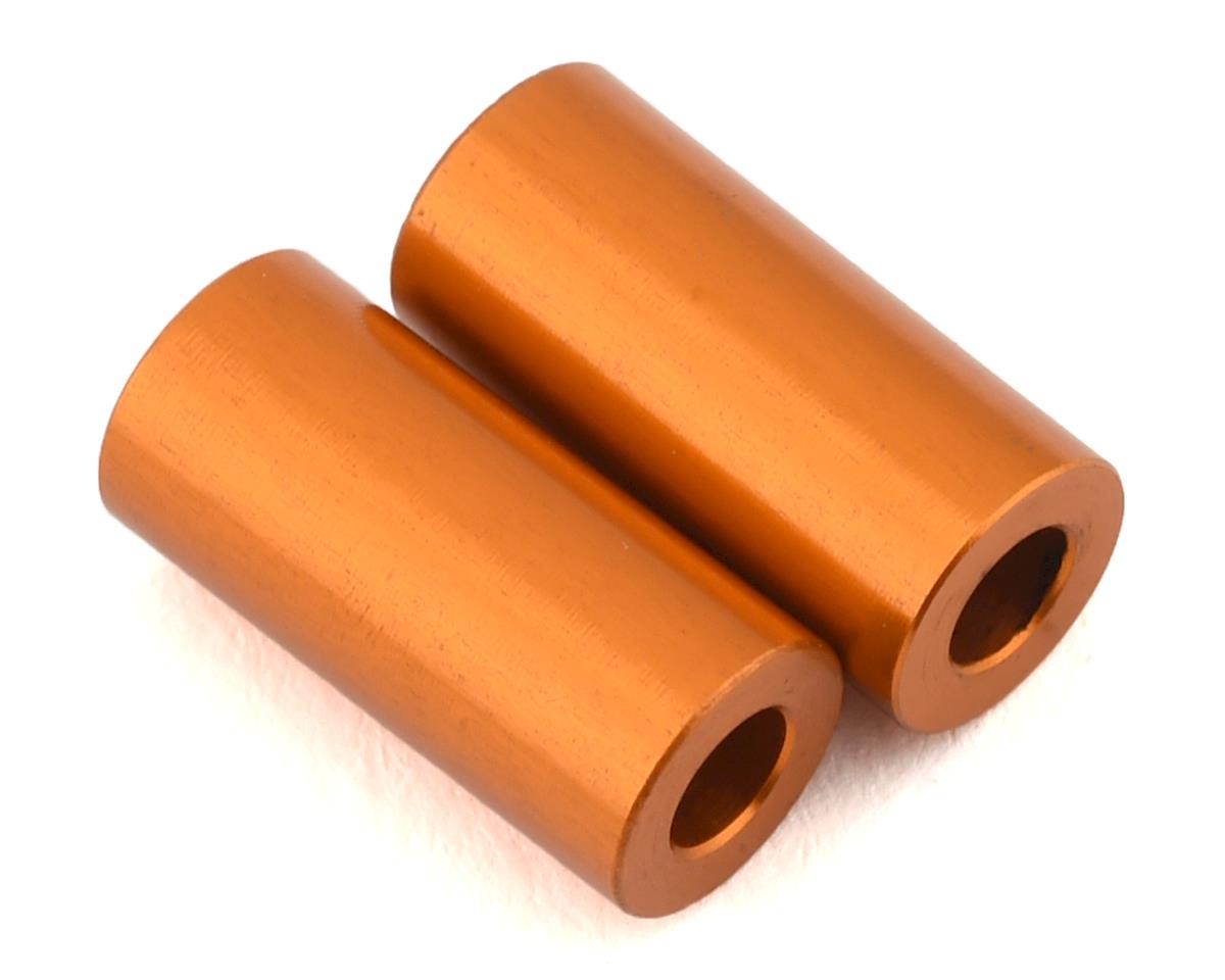 XRAY RX8.2 3x6x13mm Aluminum Shim (Orange) (2)
