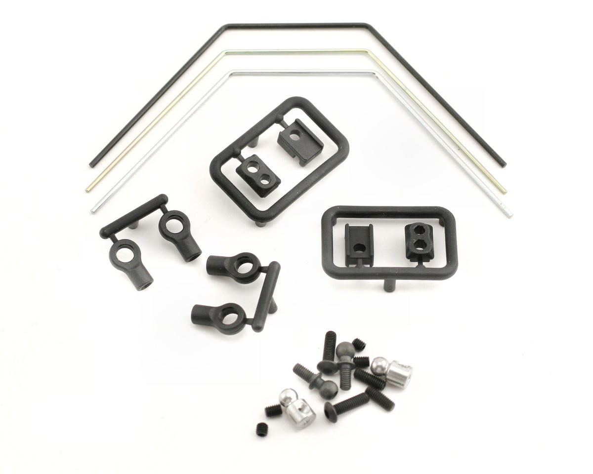 XRAY T3 T2 Anti-Roll Bar Rear (Set)