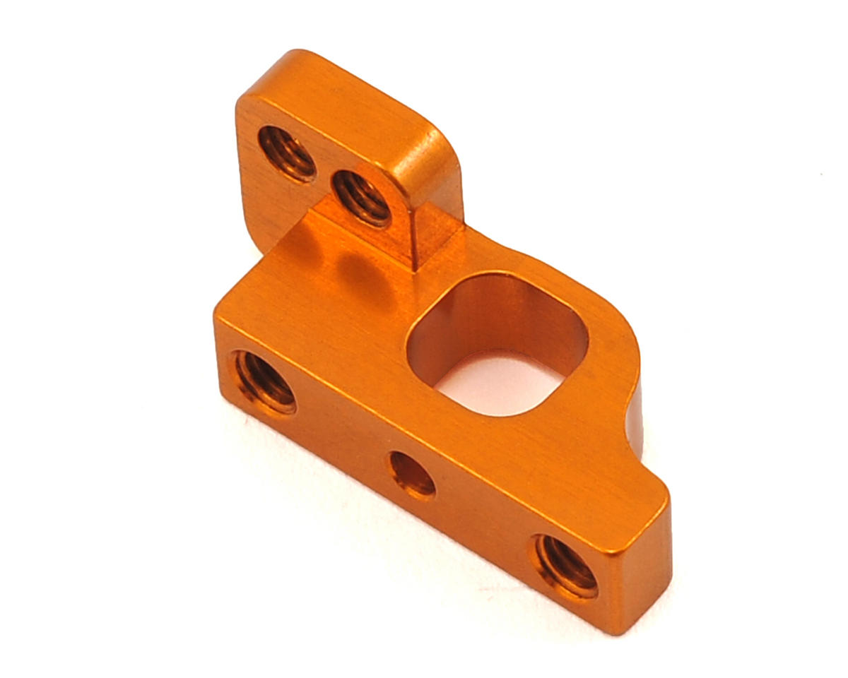 XRAY T4 ARS Aluminum Lower Suspension Holder (Left)