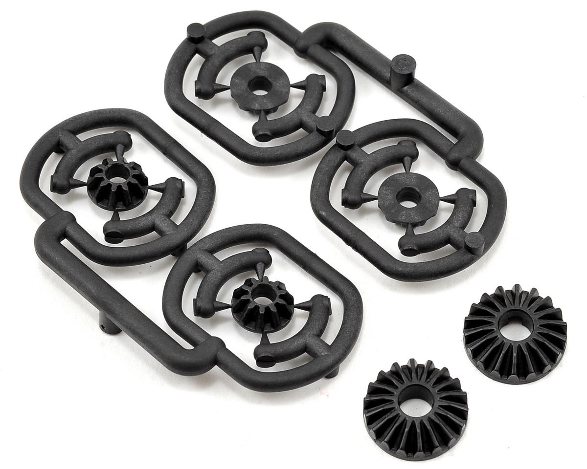 XRAY Graphite Gear Differential Bevel & Satellite Gear Set