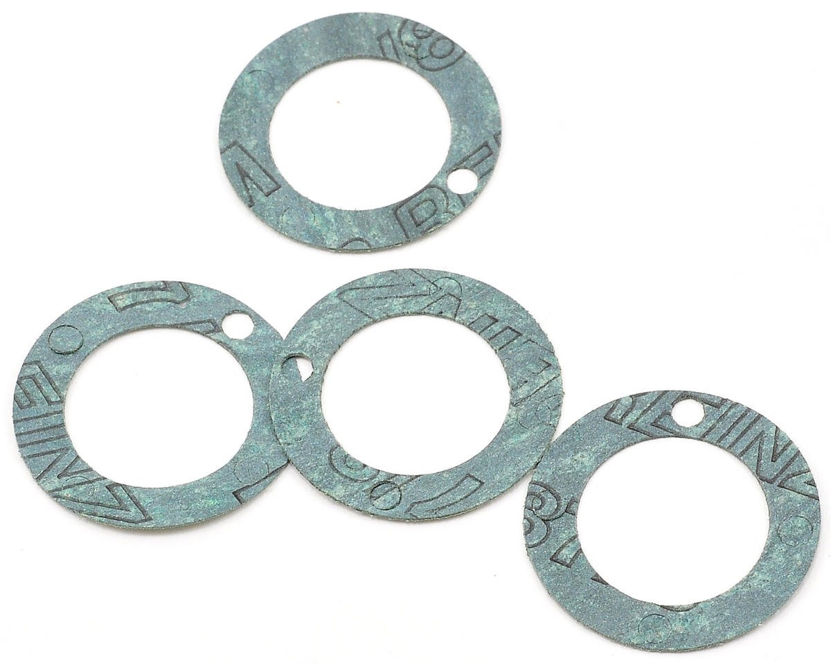 Differential Gasket Set (4) by XRAY