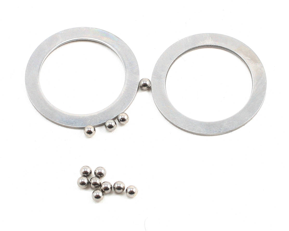 XRAY T1 Differential Rings w/Steel 2.4mm Balls