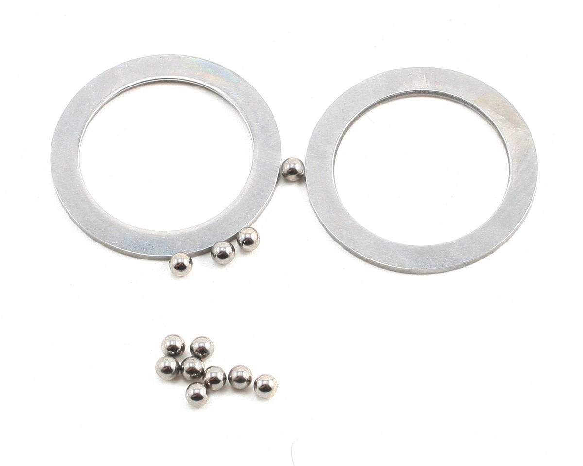 XRAY Differential Rings w/Steel 2.4mm Balls