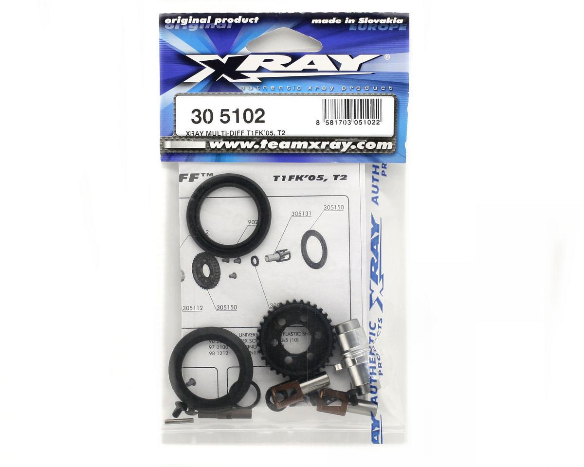 XRAY Multi-Diff T1FK'05/T2