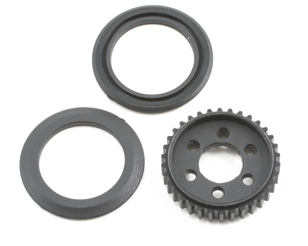 XRAY 34T Multi-Differential Timing Belt Pulley