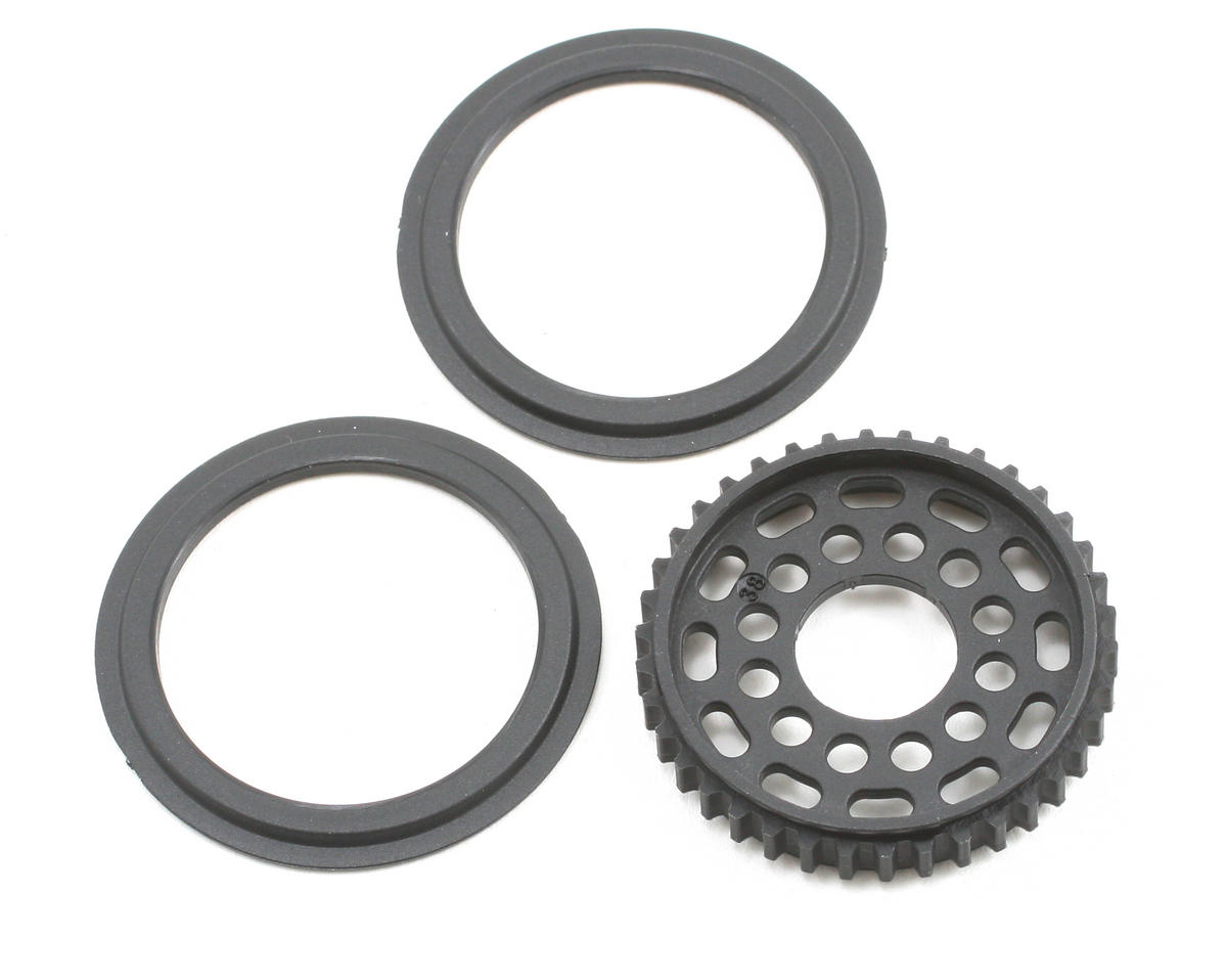 XRAY 38T Multi-Differential Timing Belt Pulley