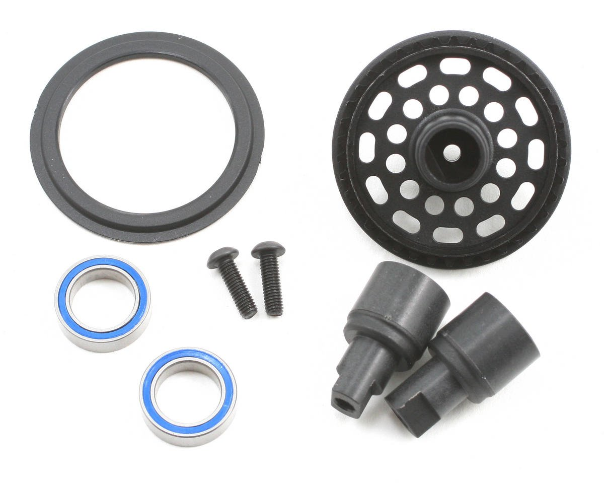 38T Composite Solid Axle Set (T2 008) by XRAY