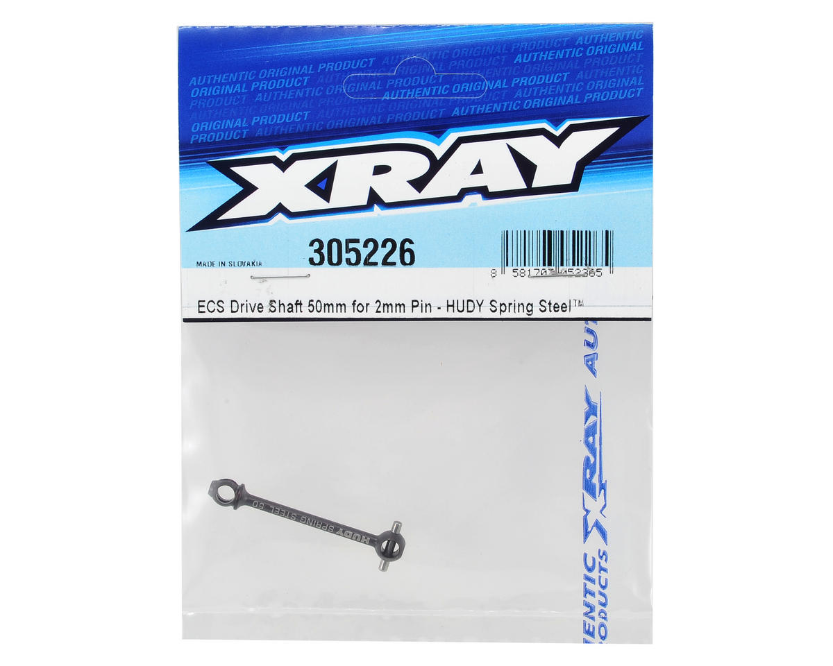 XRAY 50mm ECS Driveshaft Bone (2mm Pin)