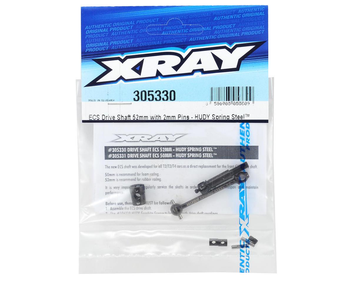 XRAY 52mm ECS Driveshaft w/2mm Pins