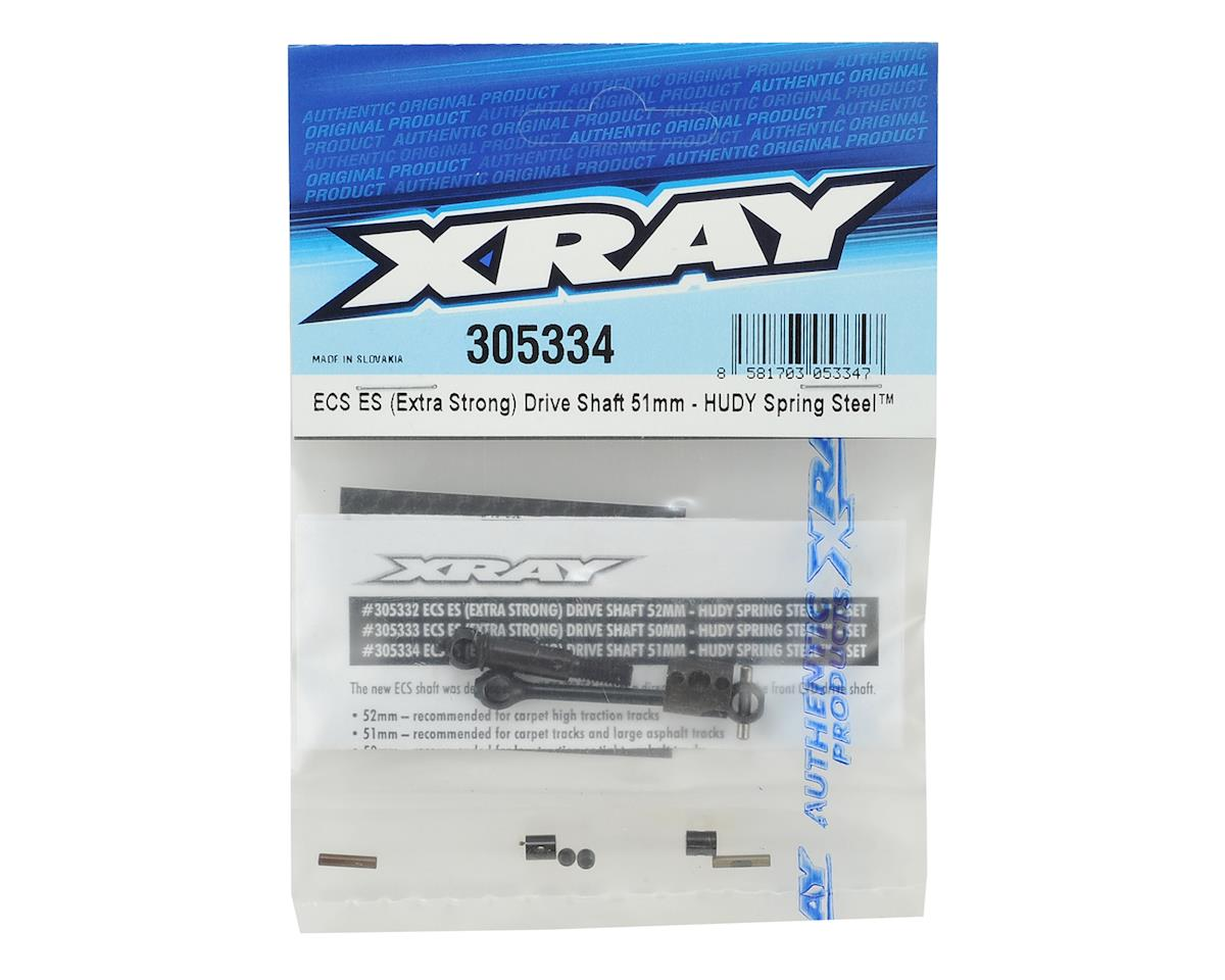 XRAY ECS 51mm Drive Shaft Set