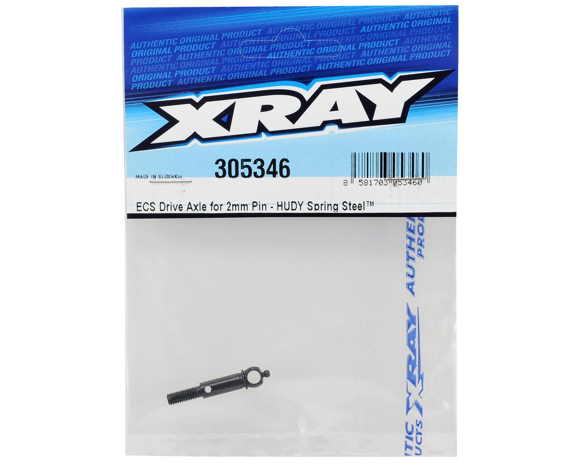 ECS Drive Axle (2mm Pin) by XRAY