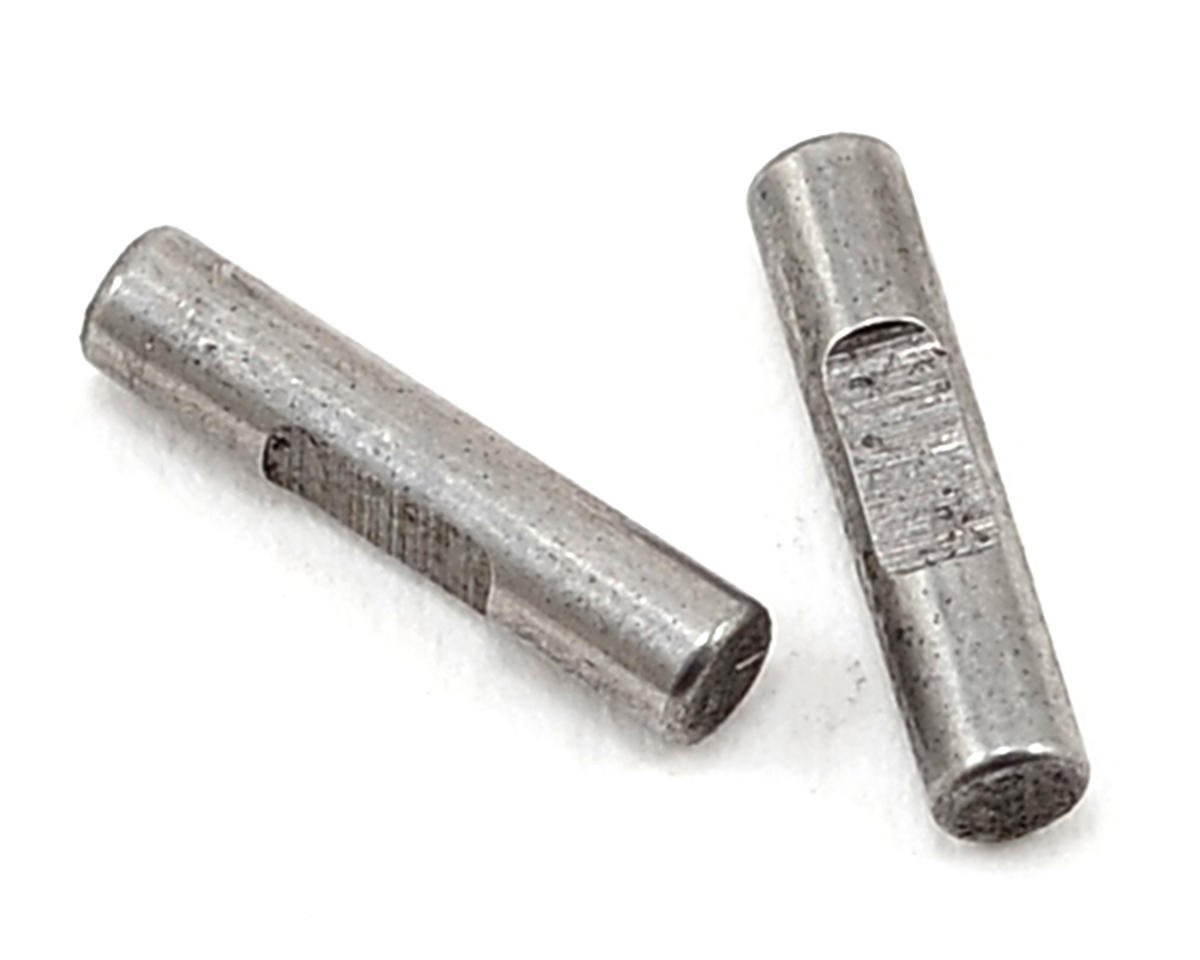 2x9mm ECS Driveshaft Pin w/Flat Spot (2) (2mm Pin) by XRAY