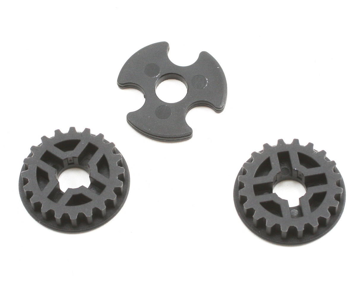 XRAY T3 20T Fixed Pulley (2) (T2 008)