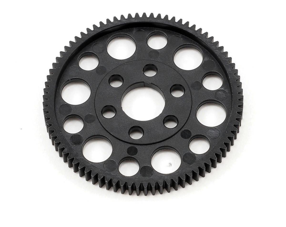 "48P Spur Gear ""H"" (81T) by XRAY"