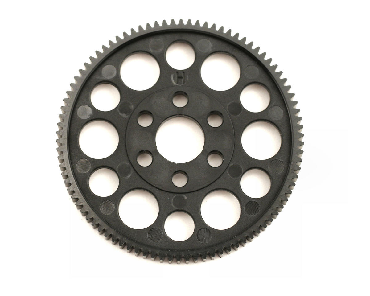 "48P Spur Gear ""H"" (90T) by XRAY"