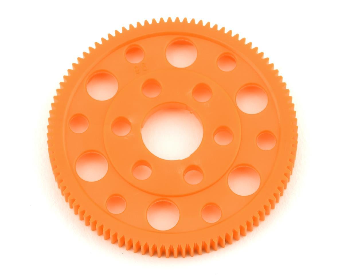 XRAY 64P Offset Spur Gear (Orange) (96T)