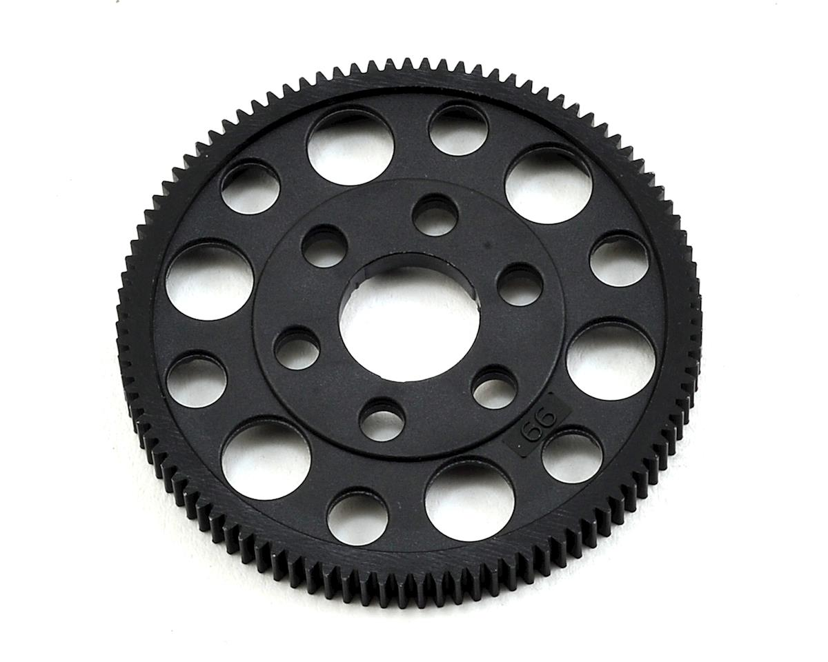 64P Offset Spur Gear (99T) by XRAY