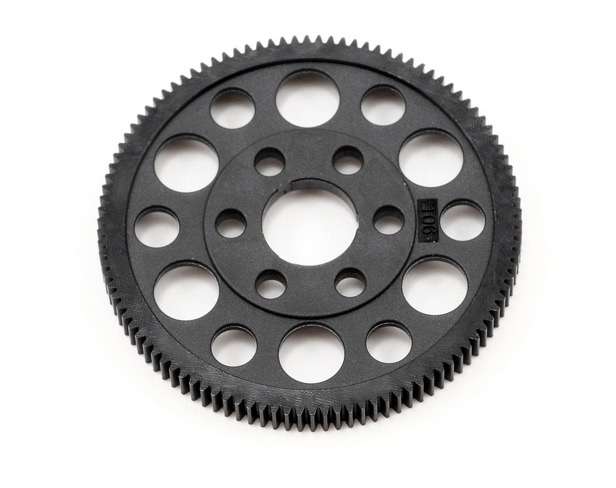 64P Offset Spur Gear (106T) by XRAY