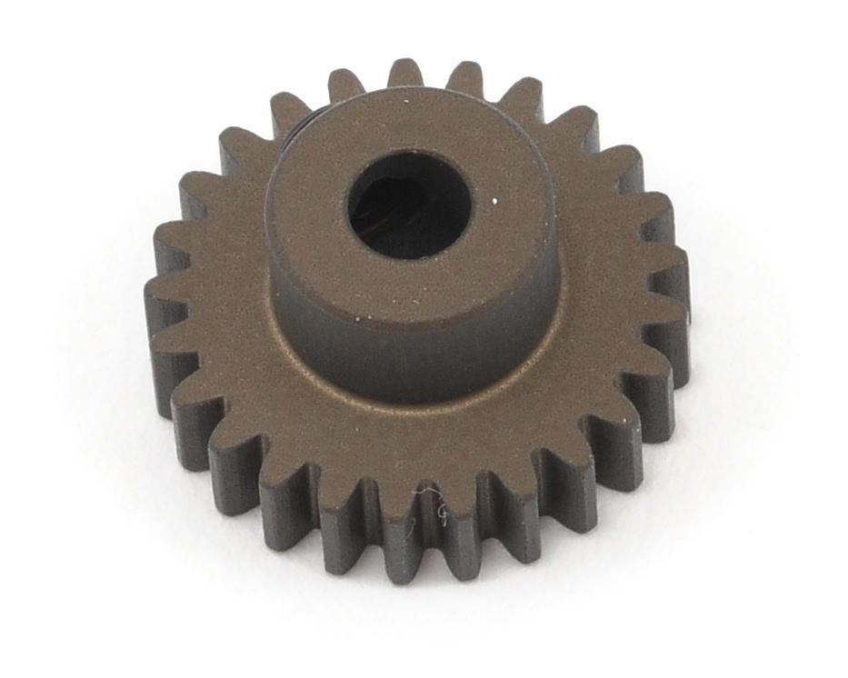 XRAY 48P Narrow Hard Coated Aluminum Pinion Gear (25T)