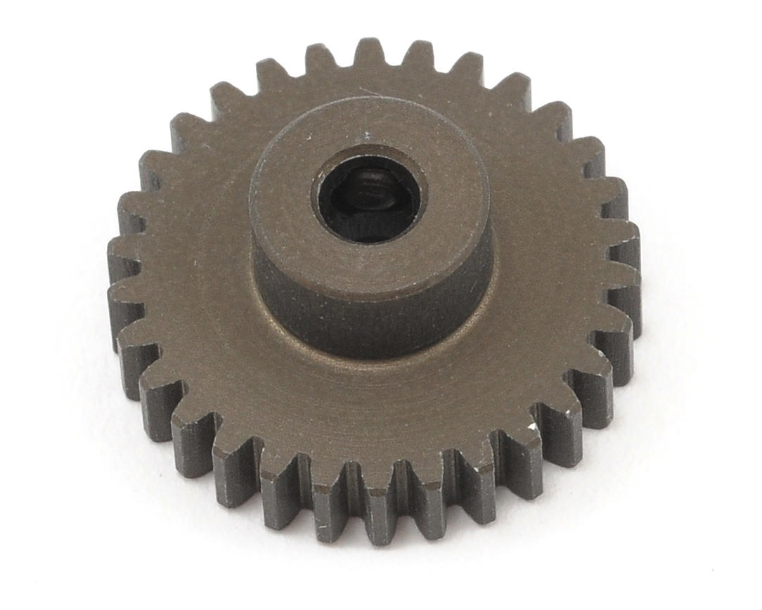 XRAY Aluminum 48P Narrow Hard Coated Pinion Gear (30T)