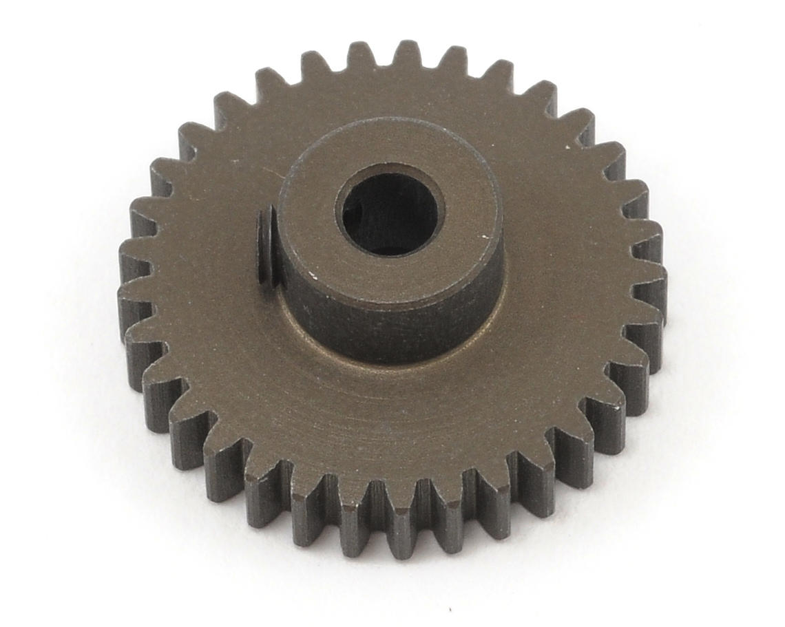 XRAY 48P Narrow Hard Coated Aluminum Pinion Gear (33T)