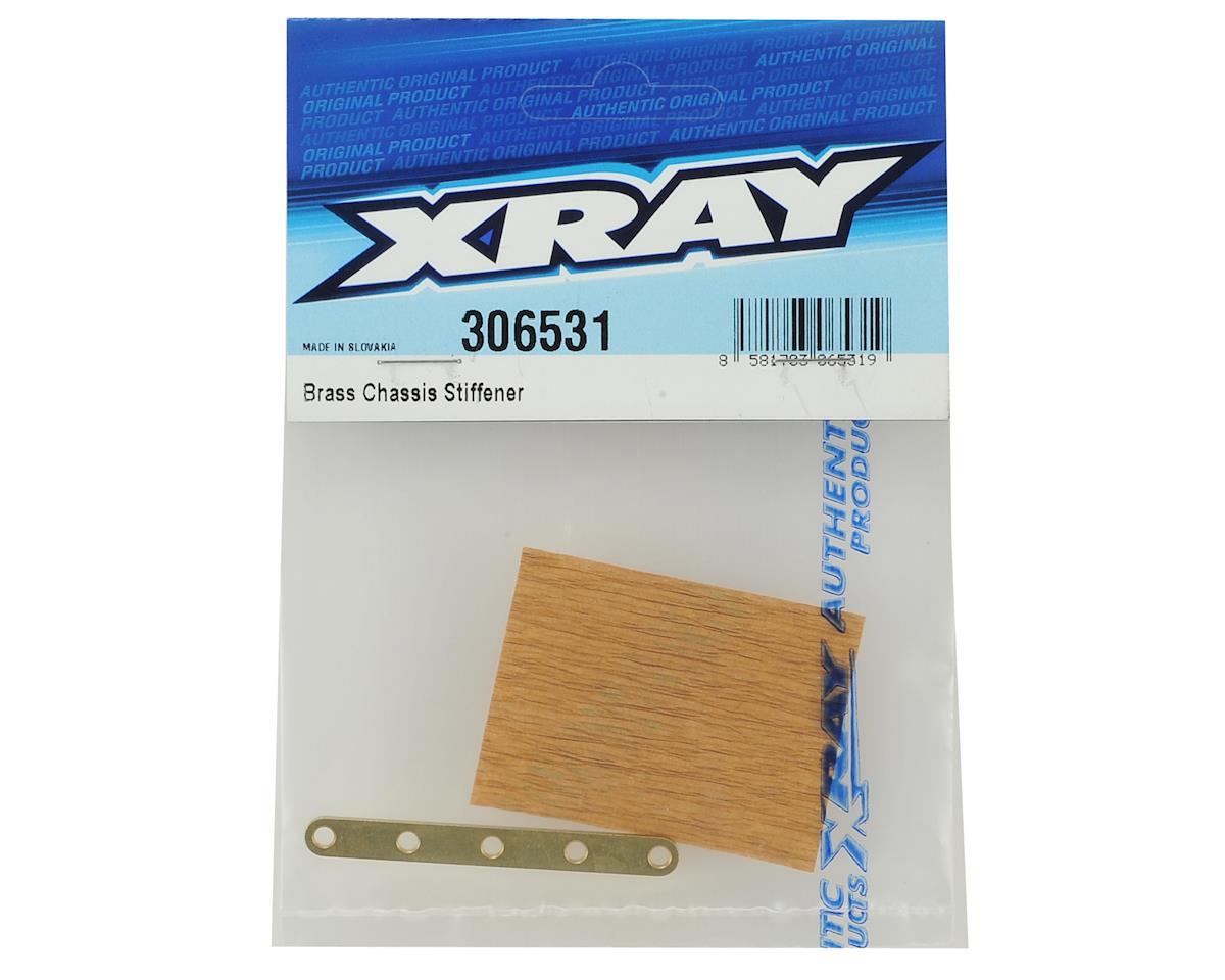 XRAY Brass Chassis Stiffener