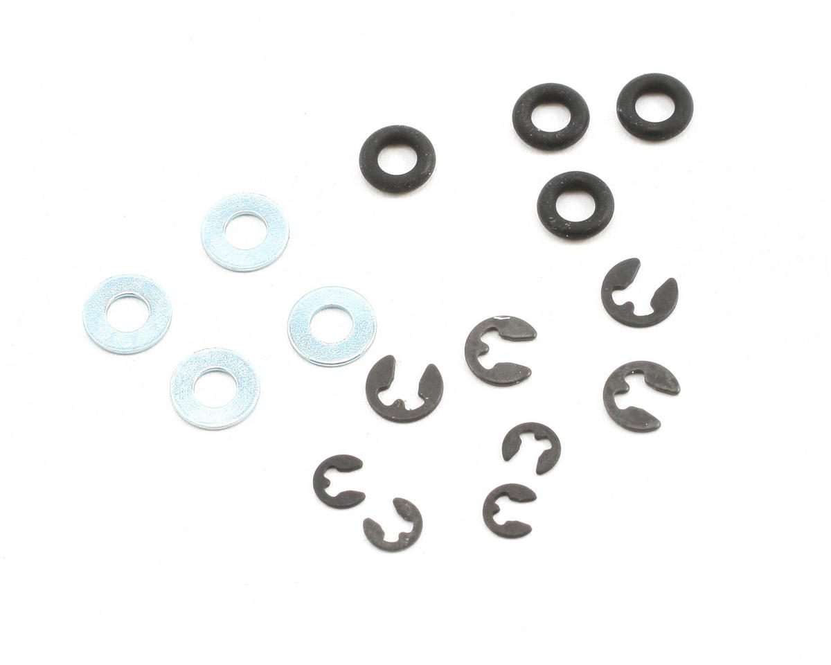 XRAY T1 Shock O-Ring/Shim Set (4)