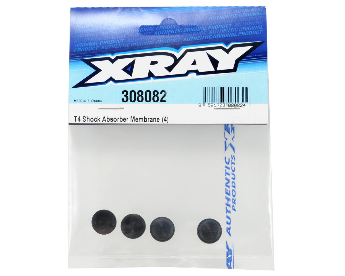XRAY Shock Absorber Membrane (4)