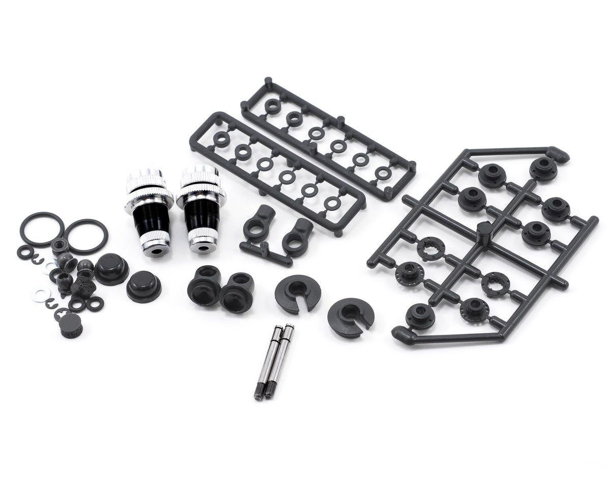 XRAY NT1 4-Step Aluminum Shock Absorber Set (2) (T2)