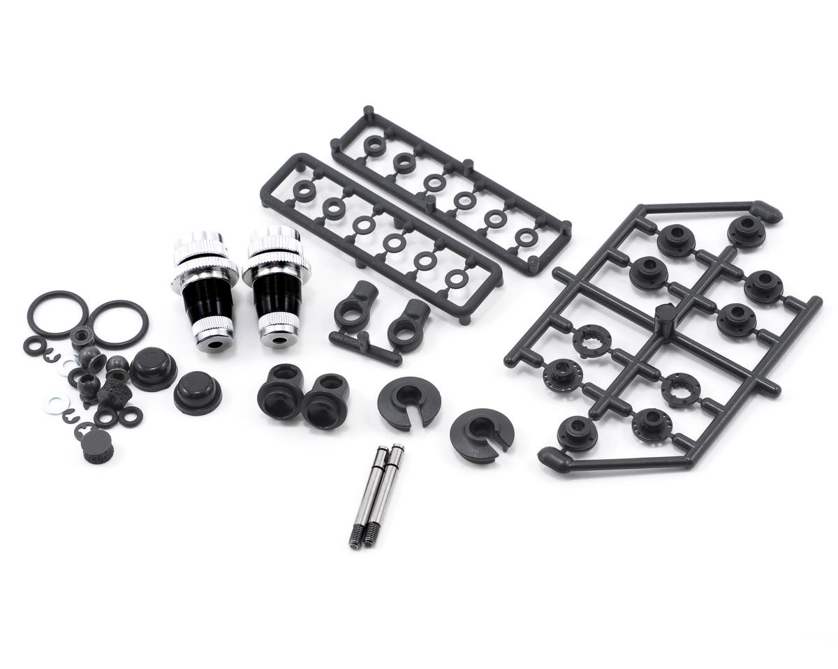 XRAY T2R Pro 4-Step Aluminum Shock Absorber Set (2) (T2)