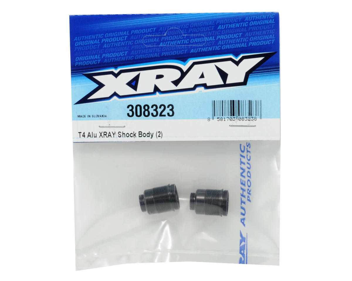 XRAY Aluminum Shock Body (2)