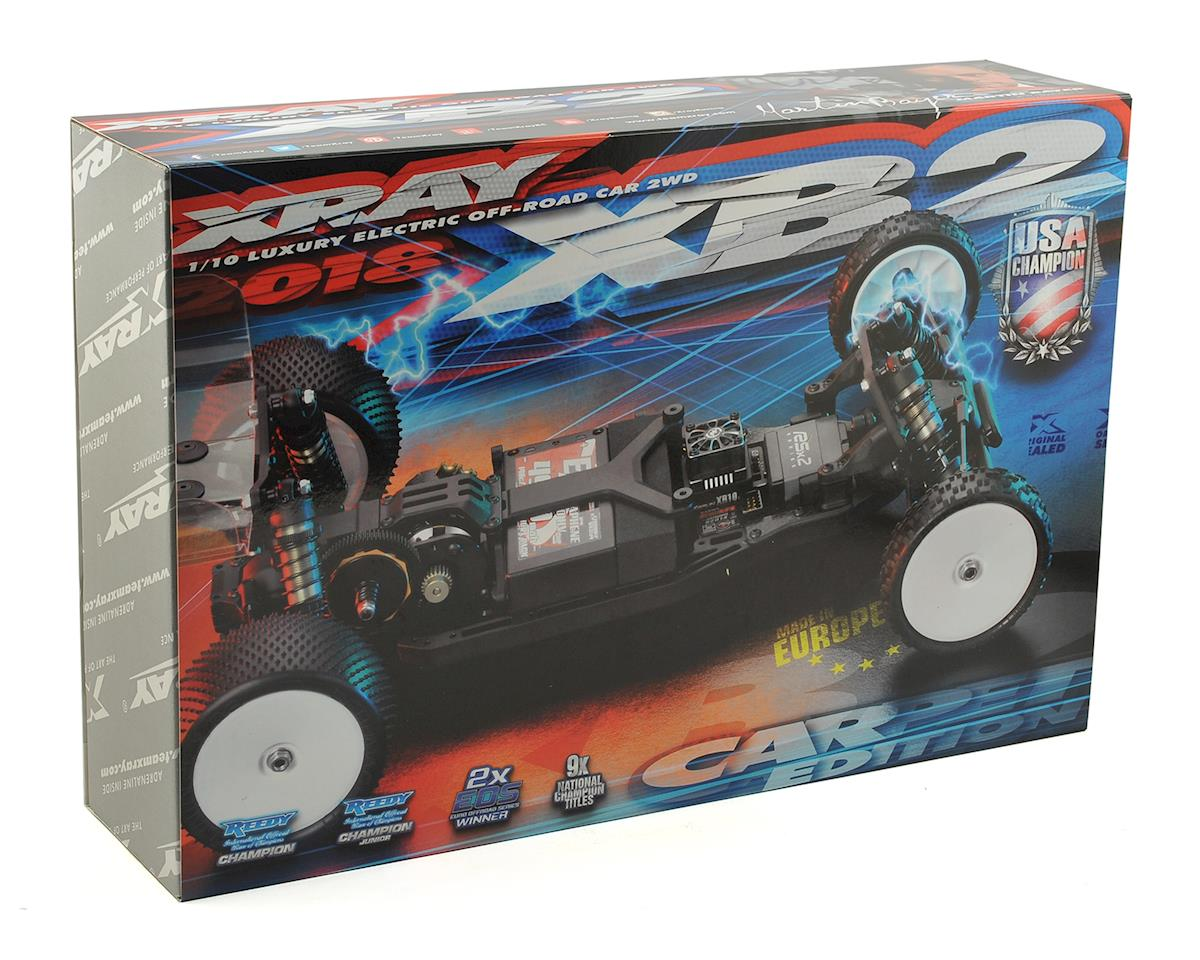 XRAY XB2 2018 Carpet Edition 2WD Off-Road Buggy Kit