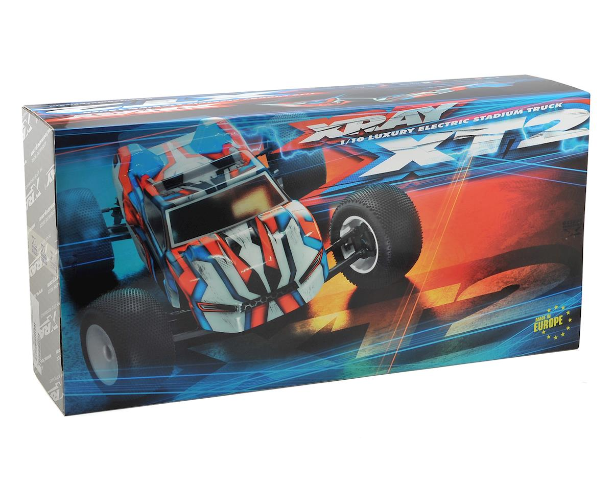 XRAY XT2 1/10 2WD Electric Stadium Truck Kit
