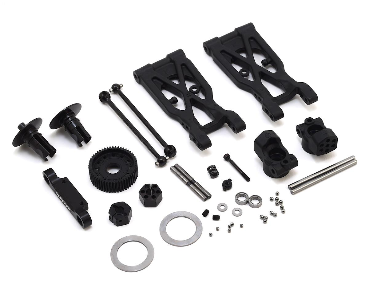 XRAY Complete XB2 Dirt Rear Suspension Conversion Set