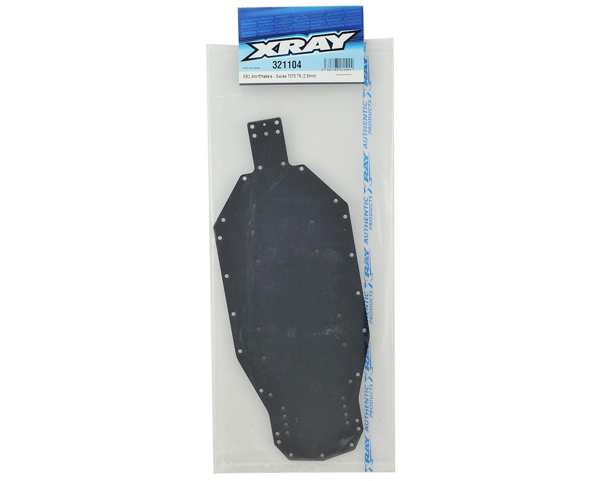 XRAY XB2 2018 Carpet 2.5mm Aluminum Chassis